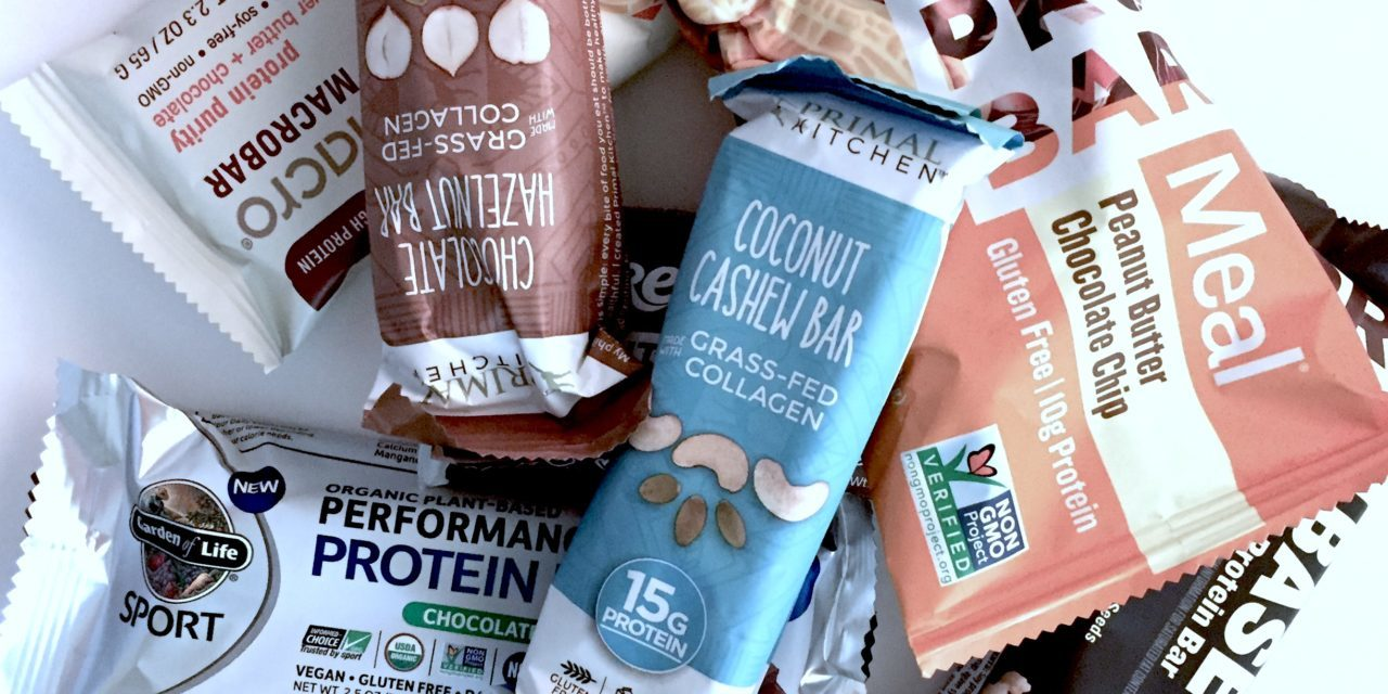 The 13 Cleanest Protein Bars on the Planet in 2020