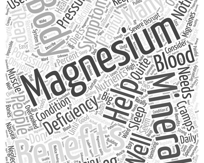 Signs of Magnesium Deficiency and Best Supplementation