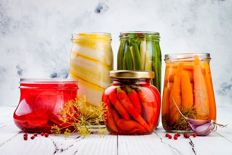 Homemade Fermented Food Benefits