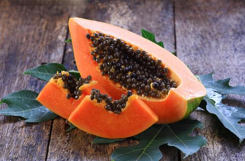 Low Salicylate Foods: Papaya