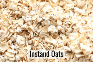 Instant Oats Overnight