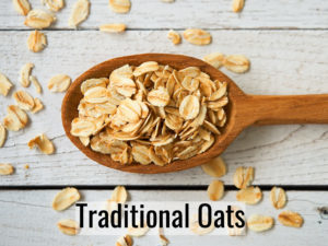 Traditional Oats Overnight