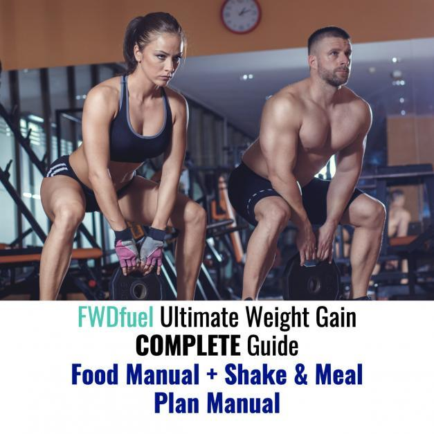 The Ultimate Weight Gain Meal Plan Guide