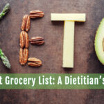 Keto Diet Grocery List: A Dietitian's Guide
