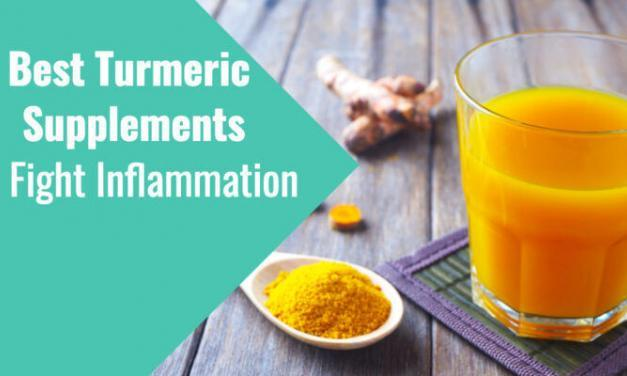Best Turmeric Supplements to Fight Inflammation