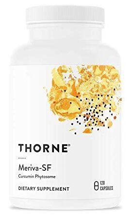Thorne Meriva-SF turmeric curcumin supplement