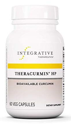 Integrative Therapeutics Theracumin HP turmeric curcumin supplement