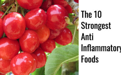 The 10 Strongest Anti Inflammatory Foods on Earth