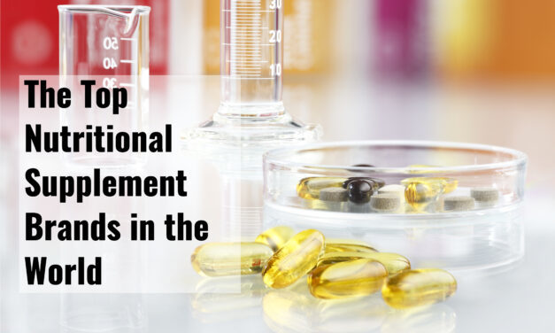 Wellevate & The Top Nutritional Supplement Brands in the World