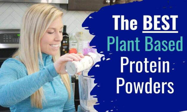 The 13 Best Plant Based Protein Powders | Whey Protein vs Plant Protein