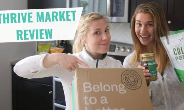 Thrive Market Reviews from 2 Dietitians | 8 Best Thrive Market Products