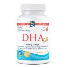 Nordic Natural DHA vitamin- good for taking with prenatal vitamin